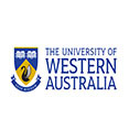 University of Western Australia James T F Chong Scholarships, 2018-2019