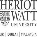Heriot Watt University CRL Scholarship Award, 2018-2019