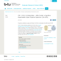 CfA: 2 PhD Scholarships-Cluster CD-CPS for International Students in Germany, 2019