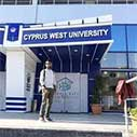 Undergraduate Partial international awards at Cyprus West University in Turkey, 2020