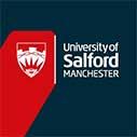 University Of Salford International Excellence Award, 2020