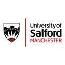 Built Environment Accelerated Degree international awards at University of Salford in UK, 2020