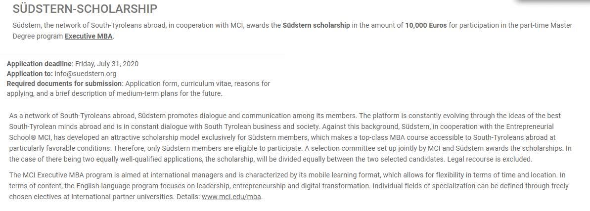 https://ishallwin.com/Content/ScholarshipImages/Sudstern-Scholarship-at-MCI-Entrepreneurial-School,-Austria.jpg